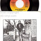 NM 45+ PS COLUMBIA 05728 BRUCE SPRINGSTEEN My Hometown