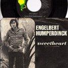 NM 45+ PS PARROT 40054 ENGELBERT HUMPERDINCK Sweetheart