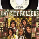 NM 45 + PS ARISTA 0149 BAY CITY ROLLERS Saturday Night