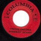 COLUMBIA 41932 45 STONEWALL JACKSON ~ Greener Pastures
