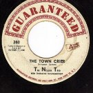 GUARANTEED 203 THE NELSON TRIO The Town Crier ~ In Good