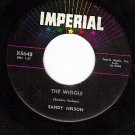 IMPERIAL 5648 45 SANDY NELSON ~ The Wiggle ~ Party Time