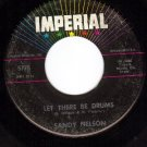 IMPERIAL 5775 SANDY NELSON Let There Be Drums ~ Quite A