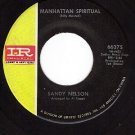IMPERIAL 66375 45 rpm SANDY NELSON Manhattan Spiritual