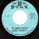 STAX 196 BOOKER T & THE MG's My Sweet Potato ~ Booker