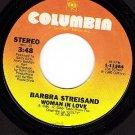 NM COLUMBIA 11364 BARBARA STREISAND Woman In Love ~ Run