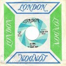 NM LONDON 9726 45 MOODY BLUES Go Now ~ Lose Your Money