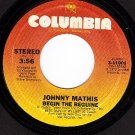 NM COLUMBIA 11001 JOHNNY MATHIS Begin The Beguine/Gone