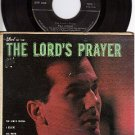 DOT DEP 1068 PS + 45 PAT BOONE Lords Prayer/I Believe