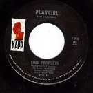 KAPP 962 45 rpm THEE PROPHETS Playgirl ~ Patricia Ann