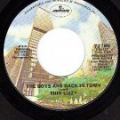 MERCURY 73786 THIN LIZZY The Boys Ara Back In Town/Jail