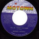 MOTOWN 1305 REUBEN HOWELL I'll Be Your Brother ~ Rings