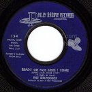 PHILLY GROOVE THE DELFONICS 154 Ready Or Not Here Come