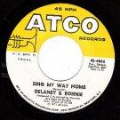 NM ATCO DELANEY & BONNIE 6866 Move Em Out ~ My Way Home