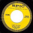 EPIC DE JOHN SISTERS 5-9131 C'est La Vie/Uninvited Love