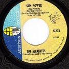 NM/M- PROMO WORLD PACIFIC 77874 MARKETTS Sun Power/Girl