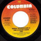 NM COLUMBIA 06657 BRUCE SPRINGSTEEN Fire/Incident 57th