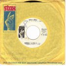 PROMO STAX 0001 45 rpm BOOKER T & THE M.G.'s Soul Limbo