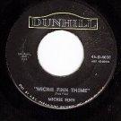 DUNHILL 4038 MICKIE FINN Mickie Finn Theme/King Of The