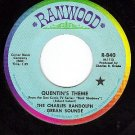 RANWOOD 840 CHARLES RANDOLPH GREAN SOUNDE Quentin's