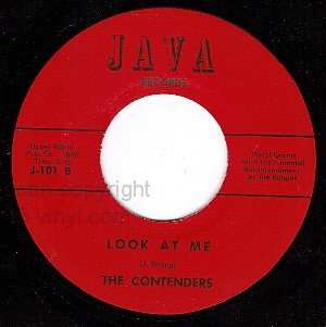 M- JAVA 101 THE CONTENDERS ~ The Clock ~ Look At Me
