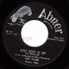 NM ABNER 1026 DEE CLARK Just Keep It Up/Whispering Gras