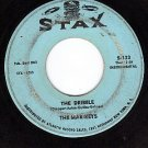 STAX 133 45 THE MAR-KEYS ~ The Dribble ~ Bo-Time