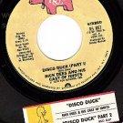 NM RSO 857 RICK DEES & HIS CAST/IDIOTS Disco Duck 1 & 2