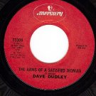 NM MERCURY 73309 DAVE DUDLEY Arms Of A Satisfied Woman