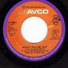 AVCO 4647 45 THE STYLISTICS ~ Heavy Fallin Out ~ Go Now