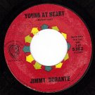 NM WB 5382 JIMMY DURANTE Young At Heart/September Song