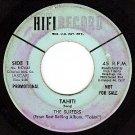 PROMO HIFI R-574 45 ~ THE SURFERS ~ Tahiti ~ Ulili E