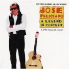 NEW/SLD CD JOSE FELICIANO PBS Live A LEGEND IN CONCERT