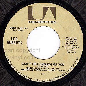 NM UA 50785 LEA ROBERTS You And I ~ Cant Get Enough You