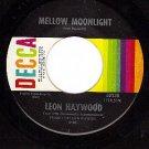 DECCA 32230 LEON HAYWOOD Mellow Moonlight ~ Tennessee
