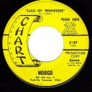 PROMO CHART 5187 MARGO Lulu Of Tennessee/My Son My Son