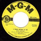 MGM K12780 CLYDE MCPHATTER Told Myself A Lie/Masquerade