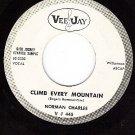 NM DJ VEE JAY 445 NORMAN CHARLES ~ Climb Every Mountain