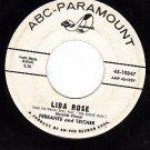ABC 10347 FERRANTE & TEICHER Lida Rose ~ Till There Was