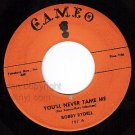 NM CAMEO 167 BOBBY RYDELL You'll NeverTame Me ~ Kissin