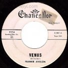 CHANCELLOR 1114  FRANKIE AVALON Venus ~ I'm Broke