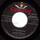 CHANCELLOR 1056 FRANKIE AVALON Togetherness/Pass Me By