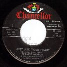 CHANCELLOR 1040 FRANKIE AVALON Just Ask Your Heart/Two