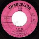 CHANCELLOR 1031 FRANKIE AVALON Venus ~ I'm Broke