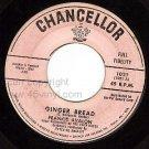 CHANCELLOR 1021 FRANKIE AVALON Ginger Bread/Blue Betty