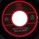 NM ERIS 268 JAN AND DEAN/KNICKERBOCKERS Heart And Soul