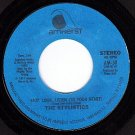NM AMHERST 50 STYLISTICS Stop Look Listen/You Are Every