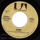 NM UA PENNY DeHAVEN 50894 Gone/It's As Easy As Singing