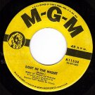 MGM BUDDY DE FRANCO K11538 Lost In The Night ~ Over You