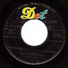 DOT DOLES DICKENS BAND 15745 Piakukaungcung/Our Melody